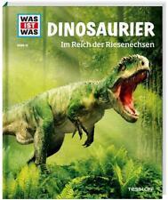 Dinosaurier. Im Reich der Riesenechsen von Manfred Baur (2017, Gebundene Ausgabe)
