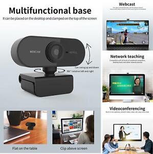 2K Full HD Autofocus Webcam Web Camera for PC Laptop Desktop With Microphone USB