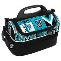 AFL Lunch Cooler Bag Box - Port Adelaide Power - Aussie Rules Football - BNWT