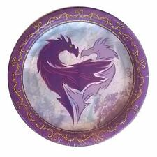 Descendants 2 Disney Dessert Plates 8 Per Package Birthday Party Supplies New