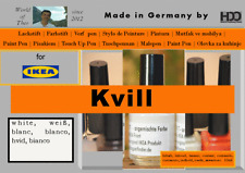 Lackstift für IKEA Kvill weiß