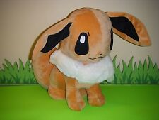 "Pokemon Jumbo EEVEE Plush Stuffed Toy 18""/45cm Kids Doll Gift US SELLER"