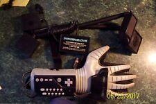 Vintage Nintendo Power Glove w/ Sensors (Untested)
