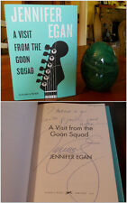 Signed/Lined/Placed/Dated ~ A Visit From the Goon Squad, Jennifer Egan, Pulitzer