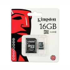 16GB MICRO-SD SDHC MEMORY CARD FOR SAMSUNG GALAXY I9300 I9305 I8190 S3 S-3 MINI