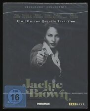 BLU-RAY JACKIE BROWN - STEELBOOK COLLECTION - QUENTIN TARANTINO - PAM GRIER **