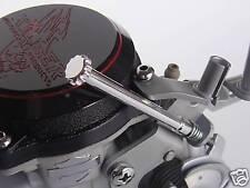 KILLER MOTORCYCLE PRODUCTS CUSTOM IDLE SCREW FITS  HARLEY CV CARBURETORS  NICE