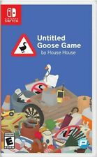Untitled Goose Game for Nintendo Switch [New Video Game]