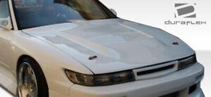 Nissan Silvia s13 D1 Style Bonnet