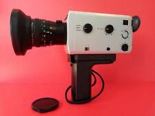 Vintage design // Braun Nizo 148 Macro. Super 8 Movie Camera in Good Condition.
