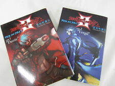 DEVIL MAY CRY III 3 Code 1 & 2 Manga Comic Set Suguro Chayamachi Book Japan MF*