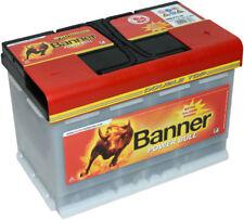 Banner POWER BULL PRO 12V 77Ah P7740 680A/EN Batterie Autobatterie