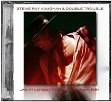 Stevie Ray Vaughan Live Lorelei Festival, Germany, 1984 Audio CD