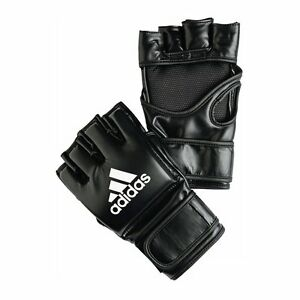 adidas MMA Leather Gloves - ADIMM4