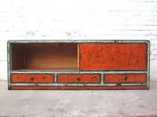 China Lowboard Kommode duotone Vintage Pinie Vollholz