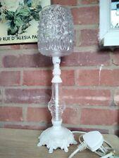 Gorgeous  Vintage Laura Ashley  Elegant   Lamp With  Shade