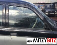 OSF RH FRONT DOOR WINDOW GLASS ONLY for MITSUBISHI L200 2.5 K74 1996-2006