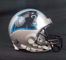 Vintage Authentic Riddell NFL Carolina Panthers Football Helmet VSR2- 7 1/4-73/4
