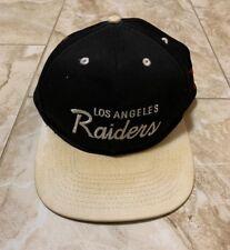 Vintage TI$A TISA Los Angeles Raiders Snapback Cap Hat