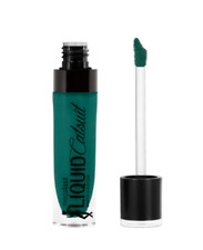 EMERALD CITY WET N WILD FANTASY MAKERS MEGALAST LIQUID CATSUIT LIPSTICK DK GREEN