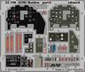 Eduard Pe 32736 1/32 Mitsubishi J2m6 Raiden 'Jack' Interior Detalles Hasegawa