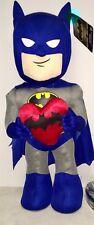Batman Plush with heart