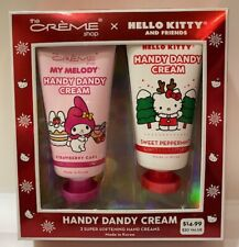 Creme Shop HELLO KITTY & FRIENDS Handy Dandy Cream NEW 2: Strawberry Peppermint