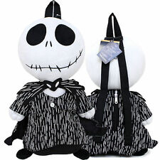 "Disney Nightmare Before Christmas Jack Plush Doll Backpack 19"" inches NEW"