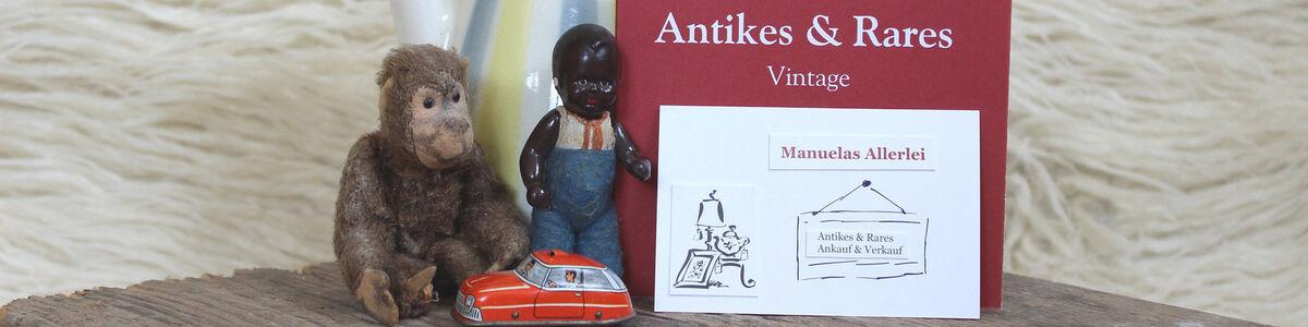 Manuelas Allerlei Vintage