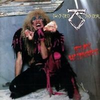 """TWISTED SISTER """"STAY HUNGRY"""" 2 CD NEW+"""