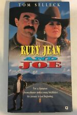 Ruby Jean and Joe VHS Tape: VERY RARE and OOP, NEAR MINT! Tom Selleck, HTF!