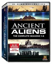 Ancient Aliens Series A&E History Complete Seasons 1 2 3 4 5 6 DVD Boxed Set NEW
