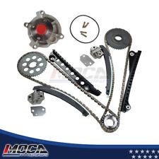 Timing Chain Kit Water Pump fits 02-11 Ford E150 E250 E350 5.4L 330CID V8 SOHC