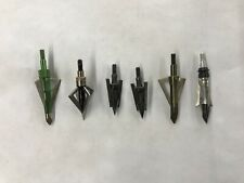 Miscellaneous 6 Compound Bow Broadheads