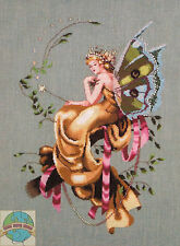 Cross Stitch Chart / Pattern Mirabilia ~ The Woodland Fairy #MD67
