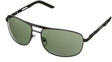 Timberland Sunglasses Gunmetal Metal Aviator Green Lens New Mens