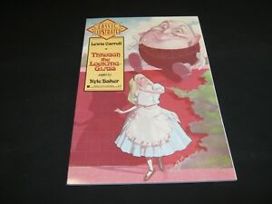 BERKLEY FIRST CLASSIC #3 THROUGH THE LOOKING-GLASS  Lewis Carroll (9.8 NM/MT))