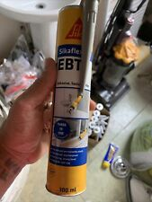 Sika Sikaflex EBT+ Adhesive, Sealant & Filler, Clear X 7 Tubes