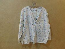 d75cad6aaaa4 Jennifer Moore Pajama Set Knit Star Printed Pants & Top Size XL  ________R17C2