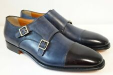 SANTONI Schuhe Herrenschuhe Businessschuhe - GR. 9 (43) - NEU/ORIG.SONDERED