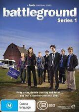 BATTLEGROUND - Jack DE SENA Meighan GERACHIS - TV SERIES 1 (2 DVD SET) NEW Reg 4