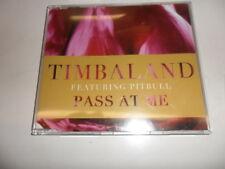 CD  Timbaland Featuring  Pitbull  – Pass At Me