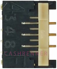 FPC Konnektor BTB Buchse Flex Kabel Connector Cable SlimStack HTC Mini 2
