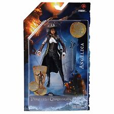 Disney Pirates of the Caribbean On Stranger Tides Angelica Action Figure - NIP