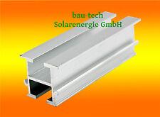 8m Montageprofil 33 x 38mm Nut 11  Alu Photovoltaik PV Solar Profil Gewächshaus