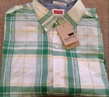 Levi's Checked Collared Casual Shirts & Tops for Men