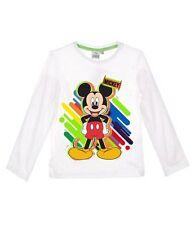 Disney Langarm Jungen-T-Shirts & -Polos