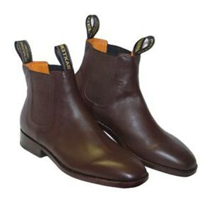 Baxter Horseman Mens Dress Boot