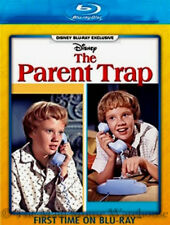 The Parent Trap Original Disney Live Action Hayley Mills Twin Movie on Blu-ray