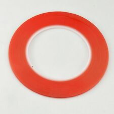 2mm Double Sided Red Adhesive Sticky Tape for Cellphone Touch Screen LCD GH6
